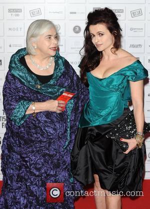 Helena Bonham-Carter and guest The British Independent Film Awards held at the Old Billingsgate Market - Arrivals. London, England -...