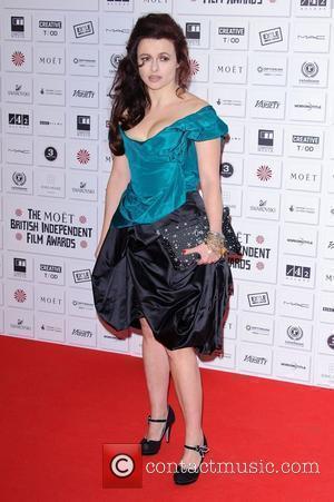 Helena Bonham Carter The British Independent Film Awards held at the Old Billingsgate Market - Arrivals. London, England - 05.12.10