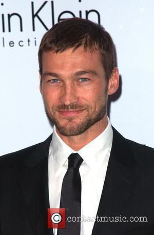 Andy Whitfield's Harrowing Chemotherapy Sessions Filmed For Documentary