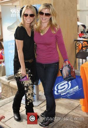 Cheryl Hines, Alison Sweeney 18th Annual Camp Ronald McDonald For Good Times Halloween Carnival held at Universal Studios Backlot Universal...