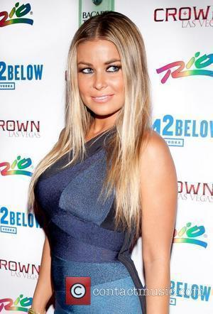 Carmen Electra hosts an event at Crown nightclub in the Rio Hotel and Casino Las Vegas, Nevada - 11.07.10