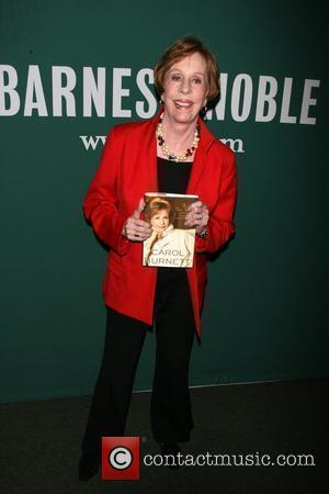 Carol Burnett Still Missing Pal/idol Lucille Ball