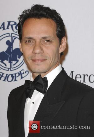 Marc Anthony The 32nd annual Carousel Of Hope Ball held at The Beverly Hilton hotel - Arrivals Los Angeles, California...