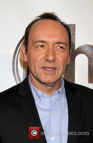 Spacey Stranded In Los Angeles