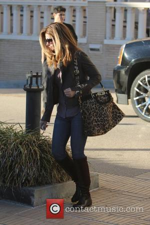 Maria Shriver does some Black Friday shopping at Barneys of New York in Beverly Hills Los Angeles, California - 26.11.10