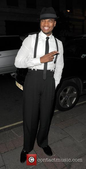 Ne-Yo arriving at his hotel London, England - 30.09.10