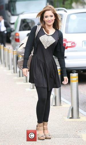 Tasmin Lucia Khan outside the ITV studios London, England - 13.09.10