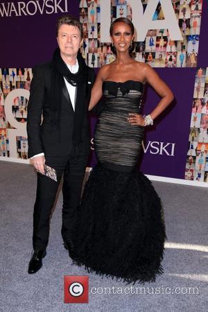 Cfda Fashion Awards, David Bowie, Iman