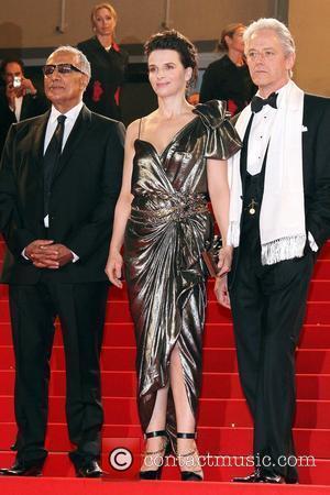 Juliette Binoche, Cannes Film Festival