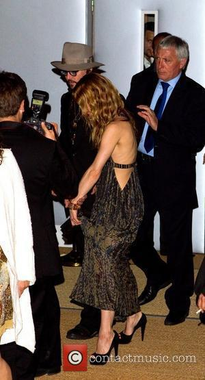 Johnny Depp and Vanessa Paradis Cannes International Film Festival 2010 - Day 7 - 'Chanel Party' Cannes, France - 18.05.10
