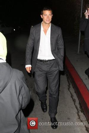 Bear Grylls arrives at Chateau Marmont Los Angeles, California - 07.03.10