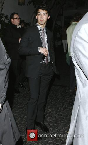Joe Jonas attends a private party at Chateau Marmont Los Angeles, California - 16.01.10