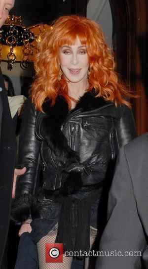 Cher leaving her hotel London, England - 13.12.10