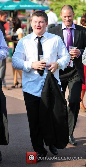 Hatton Apologises For Drugs Scandal