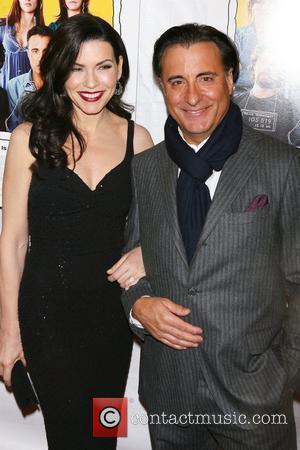 Julianna Margulies and Andy Garcia