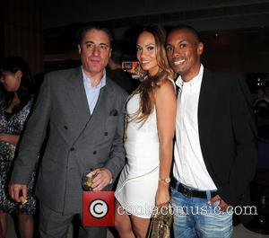 Andy Garcia, Evelyn Lozada and Mark Gumbel