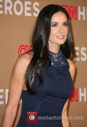 Demi Moore and Cnn
