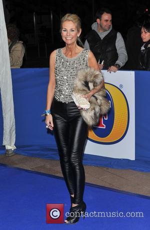 Ulrika Jonsson British Comedy Awards 2010 held at the Indigo2, The O2 Arena London, England - 22.01.11