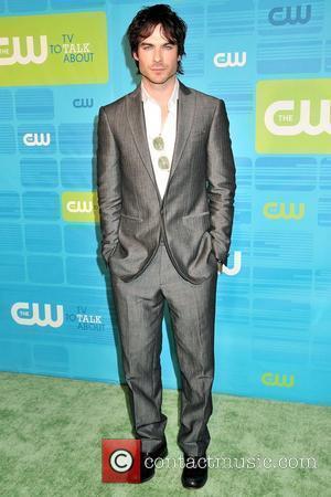 Ian Somerhalder 2010 The CW Network UpFront at Madison Square Garden - Arrivals New York City, USA - 20.05.10