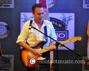 David Cassidy  former teen idol performing live at Seminole Casino Coconut Creek Coconut Creek, Florida - 13.08.10