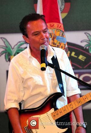 David Cassidy performing live at Seminole Casino Coconut Creek Coconut Creek, Florida - 13.08.10