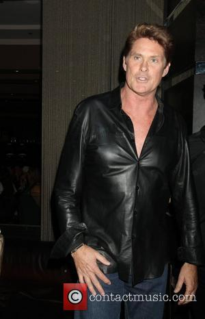 Hasselhoff Lands Hot Dog Honour