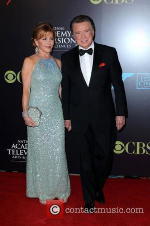 Regis Philbin and Joy Philbin 2010 Daytime Emmy Awards held at Las Vegas Hilton Hotel & Casino - arrivals Las...