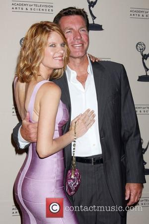 Michelle Stafford and Peter Bergman Daytime Emmy Nominees Reception at the SLS Hotel Los Angeles, California - 24.06.10