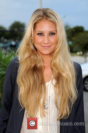 Anna Kournikova  Release party for Paul David Pope's book 'The Deeds of My Fathers' at Ferrari-Maserati  Fort Lauderdale,...