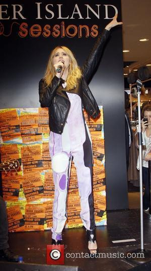 Diana Vickers River Island Sessions held at the Westfield Shopping Centre London, England - 12.11.10