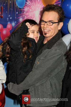 Billy Bob Thornton and daughter Bella Thornton Disney On Ice presents 'Let's Celebrate!' held at L.A. LIVE.  Los Angeles,...