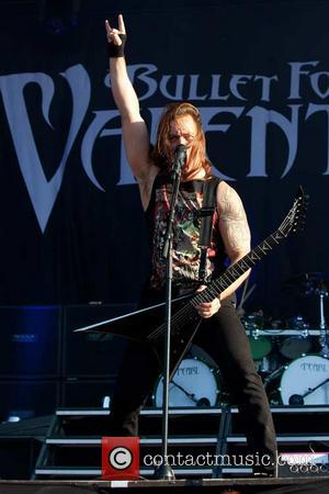 Bullet For My Valentine Bassist Leaves Tour