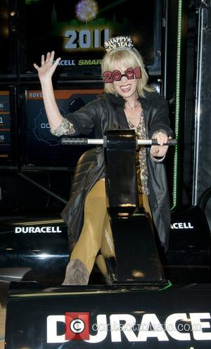Joanna Lumley Launch of Duracell Mobile Smart Power Lab at 46th and 8th Avenue  New York City, USA -...