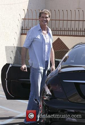 Hasselhoff Voted Off Dancing With The Stars
