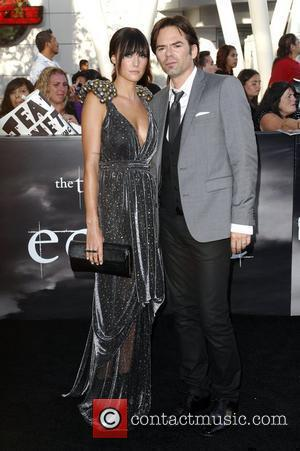 Billy Burke and guest  2010 Los Angeles Film Festival - Premiere of 'The Twilight Saga: Eclipse' held at Nokia...
