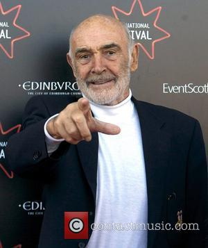 Sean Connery Vows Never To Act Again