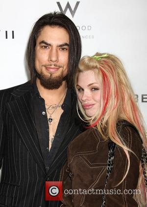 Dave Navarro and Jamie Langford The EMI Post Grammy Party 2010 held at the W Hotel Hollywood Los Angeles, California...