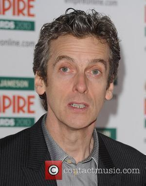 Peter Capaldi  Jameson Empire Film Awards held at the Grosvenor House Hotel - Arrivals. London, England - 28.03.10