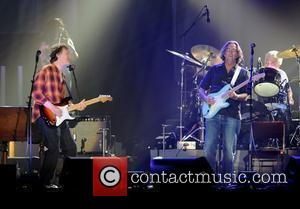 Clapton Worked With Crow For New Solo Album