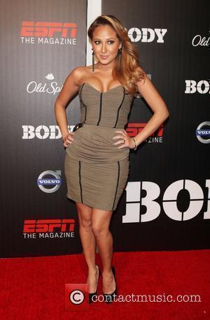 Adrienne Bailon  ESPN The Magazine's Body Event at Skylight SOHO  New York City, USA - 12.10.10