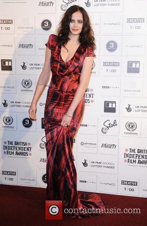 Eva Green The British Independent Film awards London, England - 06.12.09