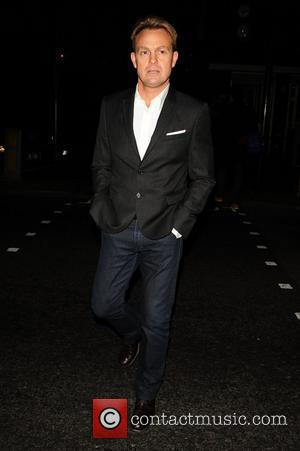 Jason Donovan at the Flashdance The Musical Gala Night performance at the Shaftesbury Theatre - Arrivals London, England - 14.10.10