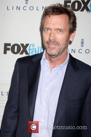 Hugh Laurie  FOX's 2010 Fall Eco-Casino Party held at Boa Restaurant West Hollywood, California - 14.09.10