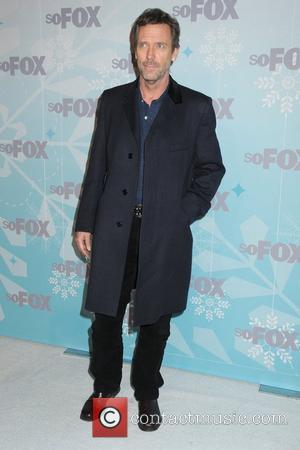 Hugh Laurie The FOX TCA Winter 2011 Party held at Villa Sorriso - Arrivals Pasadena, California - 11.01.11