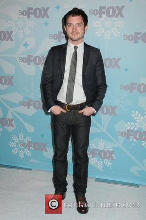 Elijah Wood The FOX TCA Winter 2011 Party held at Villa Sorriso - Arrivals Pasadena, California - 11.01.11