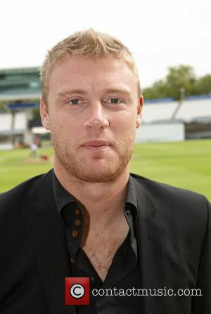 Cricketer Andrew Flintoff aka Freddie Flintoff attended the National Bunbury ESCA Day at Lord's Cricket Ground, London (Mon 13 Sept)...