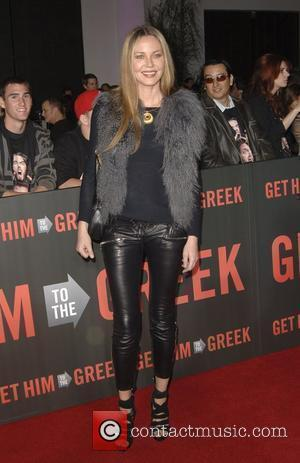 Connie Nielsen  Los Angeles Premiere of 'Get Him To The Greek' held at The Greek Theatre Los Angeles, California...