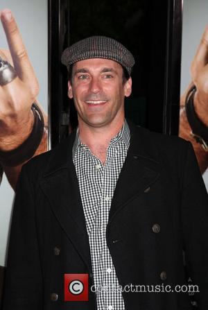 Jon Hamm  Los Angeles Premiere of 'Get Him To The Greek' held at The Greek Theatre Los Angeles, California...