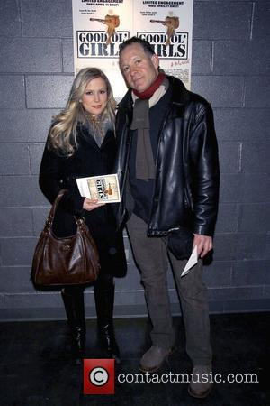 Steve Guttenberg and His Girlfriend Anna Gilligan