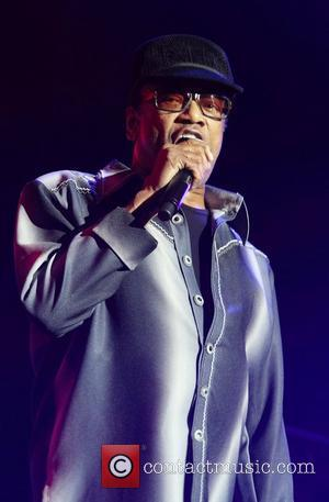 Bobby Womack and The Gorrilaz  perform live in concert at the Adelaide Entertainment Centre Australia - 08.12.10